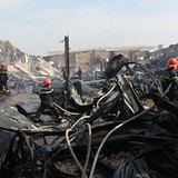 Cháy ở công ty sản xuất hộp quẹt gas, thiệt hại hàng tỷ đồng