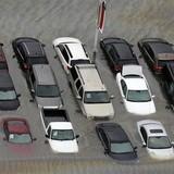 Nửa triệu ôtô ngập ở Mỹ có thể bị quẳng vào bãi phế liệu