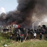 Ba vụ cháy xảy ra liên tiếp trên địa bàn TP.HCM
