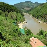 Người dân Quảng Ngãi ồ ạt xây nhà dưới vực sâu chờ đền bù