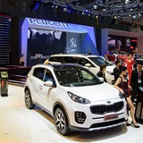 """Thị phần ô tô tháng 7: Không chịu giảm giá """"sốc"""", Thaco lại sụt giảm thị phần"""