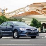 """Người Việt ngày càng """"chán"""" ô tô Toyota Camry, Honda Accord"""