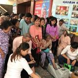 Vinamilk đồng hành chăm sóc sức khoẻ cho gần 2.000 người cao tuổi
