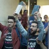 Người xếp hàng mua iPhone 8 ít và kém nhiệt tình hơn