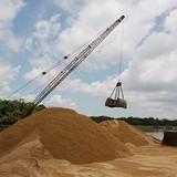 Xử lý nghiêm doanh nghiệp liên tục sai phạm trong khai thác cát