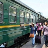 Đường sắt hút khách bằng dịch vụ của hàng không