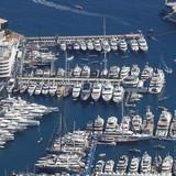 [Ảnh] Siêu du thuyền đổ về Monaco dự triển lãm cho giới giàu