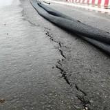 Địa ốc 24h: Cầu vượt ở Hải Phòng chưa sử dụng đã lún nứt