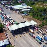 Trạm BOT tuyến tránh Biên Hòa xả cửa cho ôtô qua miễn phí