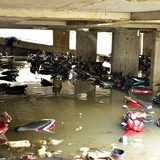 TP.HCM yêu cầu chủ đầu tư trang bị máy bơm chống ngập tầng hầm chung cư