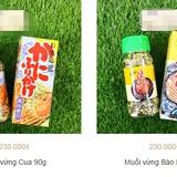 Muối vừng Nhật 2,7 triệu/kg: Nhà giàu Việt chấm cơm nắm