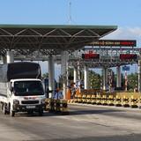 Trạm thu phí BOT Ninh An kẹt xe vì tiền lẻ