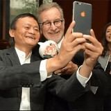 Jack Ma là tín đồ của iPhone