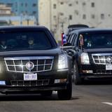 """Loạt siêu xe """"khủng"""" của nguyên thủ tham dự APEC 2017"""