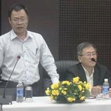 """Đà Nẵng họp báo khẩn vụ """"tái thi công"""" dự án tại Sơn Trà"""