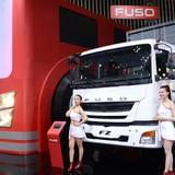 Thaco nhận quyền phân phối xe tải, bus Fuso từ Mercedes Việt Nam