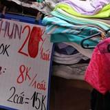 Thị trường 24h: Hội chợ bán hàng... thanh lý