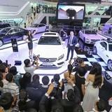 Thuế nhập khẩu ô tô từ EU về Việt Nam bằng 0% trong 10 năm tới