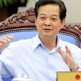 """Thủ tướng Nguyễn Tấn Dũng: """"Nợ nần tướng đi cũng co ro"""""""