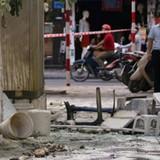 Hà Nội: Nổ trạm biến áp khiến 5 người bị bỏng vì tràn dầu