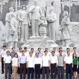 Chiều 5/8, Sơn La họp báo về việc xây công trình tượng đài nghìn tỷ