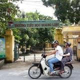 """Khu đô thị Pháp Vân – Tứ Hiệp: """"Trắng"""" trường học công lập"""