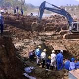 Thi công hầm chui Trung Hòa: Không để xảy ra vỡ đường ống nước sông Đà