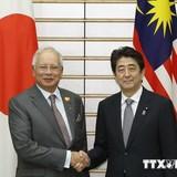 Nhật Bản và Malaysia hợp tác để ổn định khu vực Biển Đông