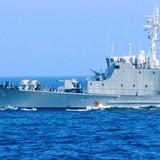 Hoàng Sa 26/5: Trung Quốc điều tàu quét mìn, 2 tàu kiểm ngư Việt Nam bị thương