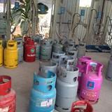 Từ 1-6, giá gas tăng 5.000 đồng/bình 12kg
