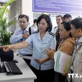 Hải quan TP. HCM thông quan điện tử tự động tại 3 cảng biển