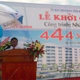 Kiên Giang: Một dự án được vay 35 tỷ đồng xây nhà ở xã hội