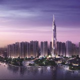 Ngày 16/5, Vinhomes Central Park ra mắt The Landmark