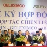 Geleximco và ABFG đầu tư vào SHN