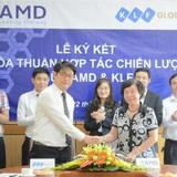 AMD Group và KLF Global ký thỏa thuận hợp tác chiến lược