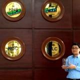 FLC được HOSE vinh danh tại lễ kỷ niệm 15 năm thành lập