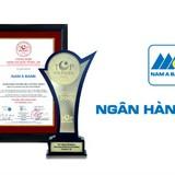 Nam A Bank - thương hiệu hàng đầu Việt Nam 2015