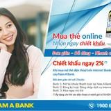 Mua mã thẻ qua Internet Banking của Nam A Bank – Giải pháp tiện ích và tiết kiệm cho người dùng