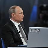 Tổng thống Putin đối thoại trực tuyến với dân Nga: Hơn 3 triệu câu hỏi