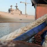 Số phận tàu Mistral sẽ được quyết định vào tuần tới