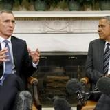 """Mỹ và NATO cùng lên án thái độ """"ngày càng gây hấn"""" của Nga"""
