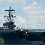 Mỹ đưa tàu sân bay tới Biển Đông để làm gì?