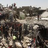 Thủ đô Baghdad bị ném bom nhầm,  7 người thiệt mạng