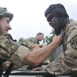 Mỹ tăng cường huấn luyện binh sĩ Ukraine