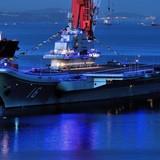 Trung Quốc hoàn thành cảng tàu sân bay lớn nhất thế giới ở Hải Nam