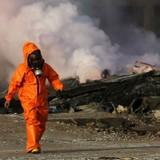 Trung Quốc: Lửa tiếp tục cháy ở Thiên Tân