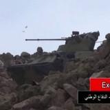 Nga triển khai quân và oanh kích ở Syria