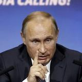 """Ông Putin chỉ trích Mỹ """"thiếu hợp tác"""" về chiến dịch oanh kích Syria"""