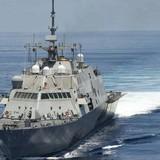 """Trung Quốc dọa """"phản ứng thích đáng"""" nếu tàu Mỹ tiến vào Trường Sa"""
