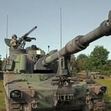 Hoa Kỳ đưa pháo hạng nặng Paladin đến Estonia
